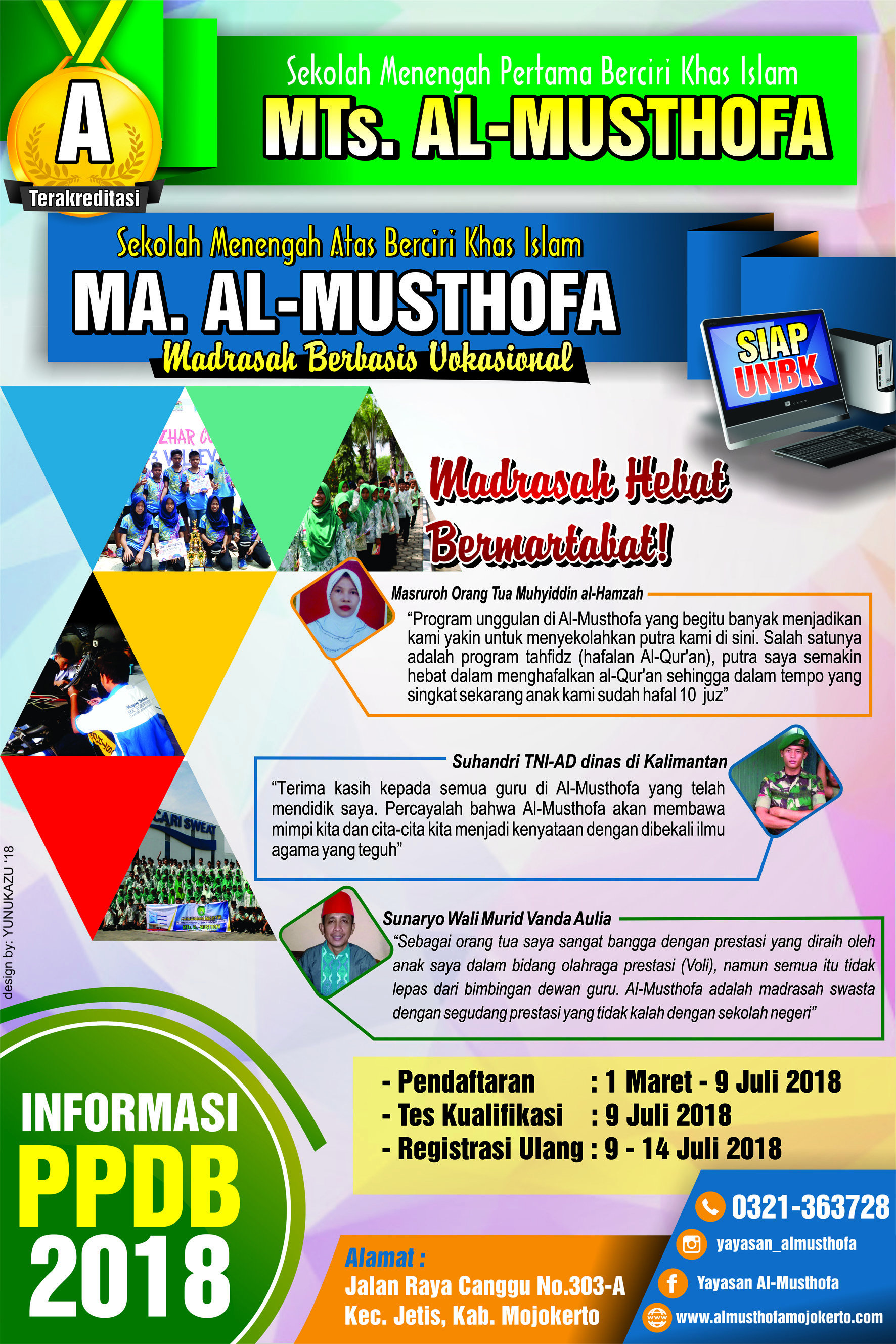 Article Banner Ppdb Mts Al Musthofa cdr
